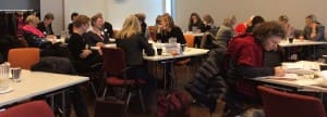 Denmark Conference 2014 - Hard at work