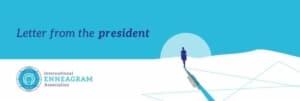 Letter from President banner